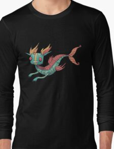 The Fish Dragon Long Sleeve T-Shirt