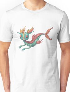 The Fish Dragon Unisex T-Shirt