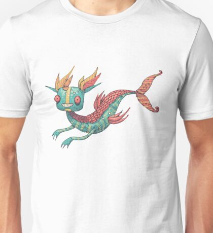 The Fish Dragon Unisex T-Shirt