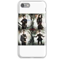 Team Good from the Mortal Instruments iPhone Case/Skin