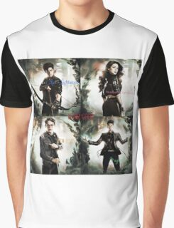 Team Good from the Mortal Instruments Graphic T-Shirt