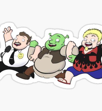 The Holy Trinity Sticker
