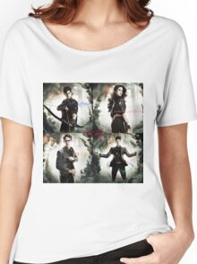 Team Good from the Mortal Instruments Women's Relaxed Fit T-Shirt