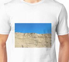 desert sand dune wind erosion Unisex T-Shirt