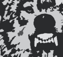 Wolfpack Apparel Dark Shirts Sticker