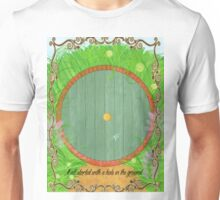 It All started with a hole in the ground Unisex T-Shirt