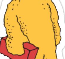 Quasimoto Sticker