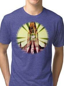 church bells Tri-blend T-Shirt