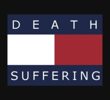 DEATH AND SUFFERING (Tommy Hilfiger Design) by svmeedollvs