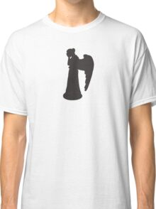 Doctor Who Weeping Angel Classic T-Shirt