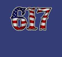 Boston Strong 617 Flag Unisex T-Shirt