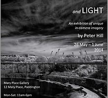 Fields of Focus and Light by Peter Hill