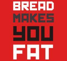 Scott Pilgrim Vs The World - Bread Makes You Fat by scatman