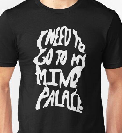 Mind Palace (black) Unisex T-Shirt