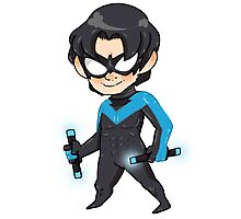 DC Comics || Dick Grayson/Nightwing Photographic Print
