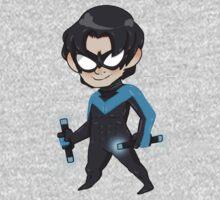 DC Comics || Dick Grayson/Nightwing One Piece - Short Sleeve