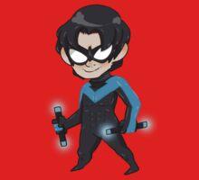 DC Comics || Dick Grayson/Nightwing Kids Tee