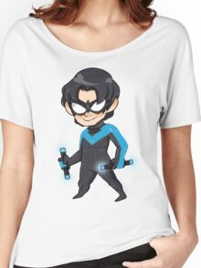 DC Comics || Dick Grayson/Nightwing Women's Relaxed Fit T-Shirt