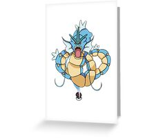 i choose you! Greeting Card