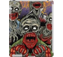 Walkers are coming iPad Case/Skin