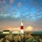 Portland Bill Lighthouse by ImageMonkey