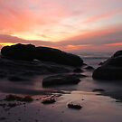 Flinders Bay Sunrise by Grant Scollay