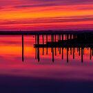 Stone Harbor Sunset by martinilogic