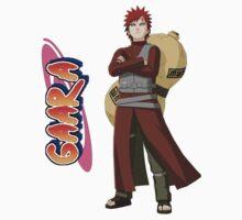 Gaara (Naruto) by gondorkz