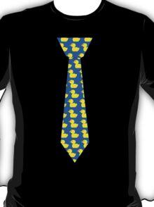 Ducky tie T-Shirt