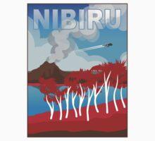 Visit Nibiru by Justin Butler