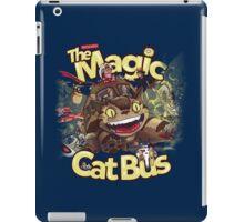 The Magic Cat Bus iPad Case/Skin