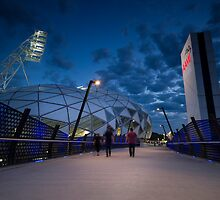 AAMI Park Stadium by Timo Balk