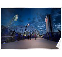 AAMI Park Stadium Poster