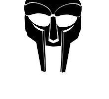 MF doom poster by DeadWombatTV