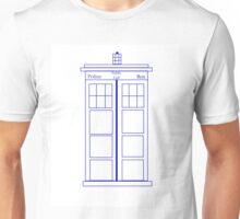 Tardis Shirt Unisex T-Shirt