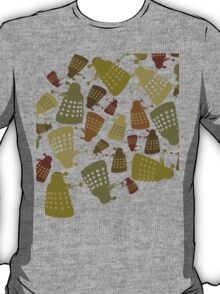 Doctor Who - DALEK Camouflage T-Shirt