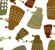 Doctor Who - DALEK Camouflage Sticker