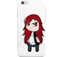 Chibi Morgan iPhone Case/Skin