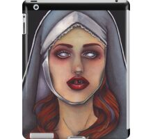 Abrus precatorius iPad Case/Skin