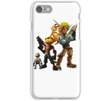 Jak & Dexter and Ratchet & Clank iPhone Case/Skin