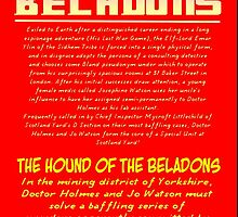 Doctor Holmes and the Hound of the Beladons by FlyingTigerComx