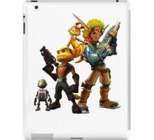 Jak & Dexter and Ratchet & Clank iPad Case/Skin