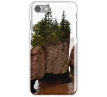 Clowdy Day at the Bay iPhone Case/Skin