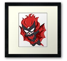 DC Comics    Batwoman Framed Print