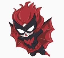 DC Comics || Batwoman One Piece - Short Sleeve
