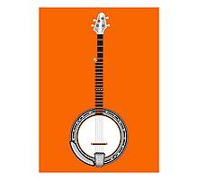 Banjo! Photographic Print