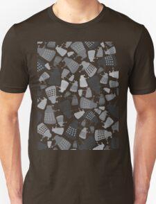 50 Shades of Grey Daleks - Doctor Who - DALEK Camouflage T-Shirt