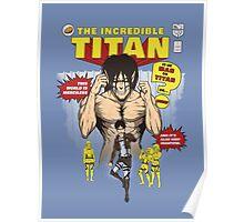 The Incredible Titan Poster