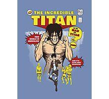 The Incredible Titan Photographic Print