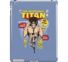 The Incredible Titan iPad Case/Skin